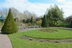 Bridgemere garden centre Stock Image