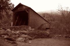 Bridgeport Bridge. Covered bridge near Grass Valley, Ca.  Bridgeport Bridge Royalty Free Stock Image