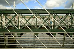 Bridges Royalty Free Stock Image