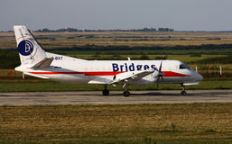 Bridges airline Royalty Free Stock Images