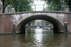 Bridges of Amsterdam Stock Images