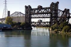Bridges - Chicago South Side Stock Photos