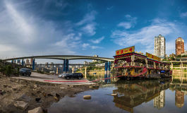 The bridges of Chongqing Stock Photography
