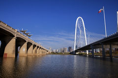 Bridges of Dallas Stock Images
