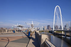 Bridges of Dallas Royalty Free Stock Photos