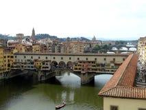 Bridges of Florence Stock Photos