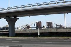 bridges huvudvägen Royaltyfri Fotografi