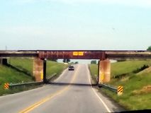 Bridges of ottawa co. Stock Photo