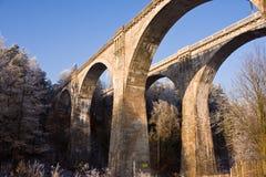 bridges poland Fotografering för Bildbyråer