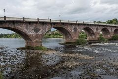 Bridges in Scotland Stock Photography