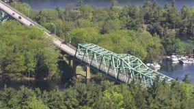 Bridges, Spans, Structures Royalty Free Stock Image