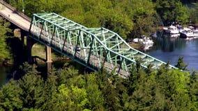 Bridges, Spans, Structures Royalty Free Stock Photo
