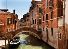 BRIDGES OF VENICE Stock Images