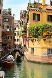 Bridges in Venice Italy Royalty Free Stock Photo