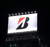 Bridgestone logo Stock Image
