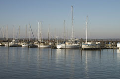 Bridgeton-Jachthafen Lizenzfreie Stockfotografie