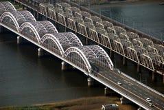 bridgetown Royaltyfri Foto