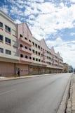 Bridgetown, Barbados - Hinks street. Bridgetown, Barbados - Tropical island - Caribbean sea - Hinks street stock photo
