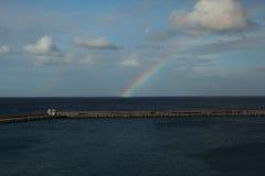 Bridgetown Horbor , Barbados Royalty Free Stock Photos