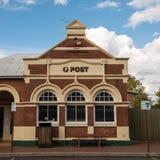 Bridgetown landsstad i västra Australien arkivfoton