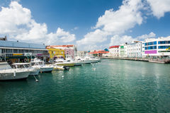 Bridgetown Royalty Free Stock Photo