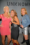 """Bridgetta Tomarchio,Mary Carey,Marie Carey,Jenny McShane. Mary Carey, Bridgetta Tomarchio and Jenny McShane  at the final performance of """"Harry The Dog"""" at the Stock Image"""
