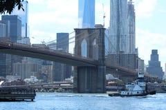 Bridgeview2 Stock Photography