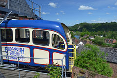 Bridgnorth Funicular Royalty Free Stock Image