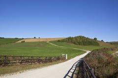 Bridleway scenico Fotografia Stock Libera da Diritti