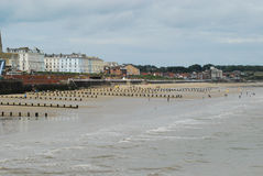 Bridlington Beach Stock Photos