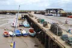 Bridlington Harbour Stock Image