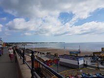 Bridlington Stock Image