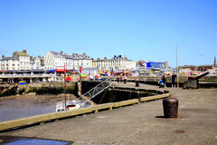Bridlington, North Yorkshire. Stock Photo
