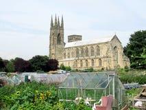 Bridlington priorsklosterkyrka Arkivbilder