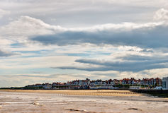 Bridlington seaside resort Stock Image