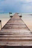 bridżowy drewno Zdjęcie Royalty Free