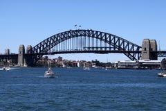 bridżowy schronienie Sydney Zdjęcia Stock