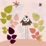 bridträdgård vektor illustrationer