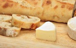 brie τυρί Στοκ φωτογραφίες με δικαίωμα ελεύθερης χρήσης