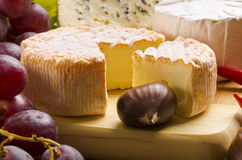 Brie Royalty Free Stock Image