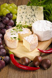 Brie Royalty Free Stock Photography