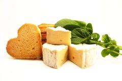 Brie Image libre de droits