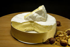 Brie Camember Στοκ Φωτογραφίες