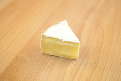 Brie and camembert cheese Royalty Free Stock Images