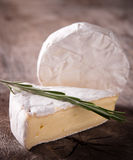 Brie cheese Royalty Free Stock Images