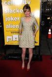 Brie Larson royaltyfria foton