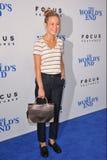 Brie Larson royaltyfri bild