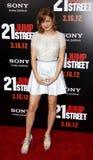 Brie Larson Fotografia Stock