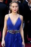 Brie Larson Fotografía de archivo libre de regalías