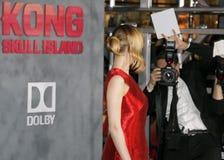 Brie Larson Zdjęcia Royalty Free